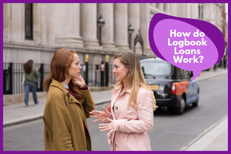 Young people are dicussing the ways you can use your logbook loan