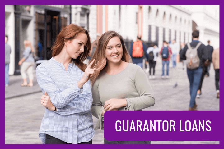 Discover guarantor loans with CashLady