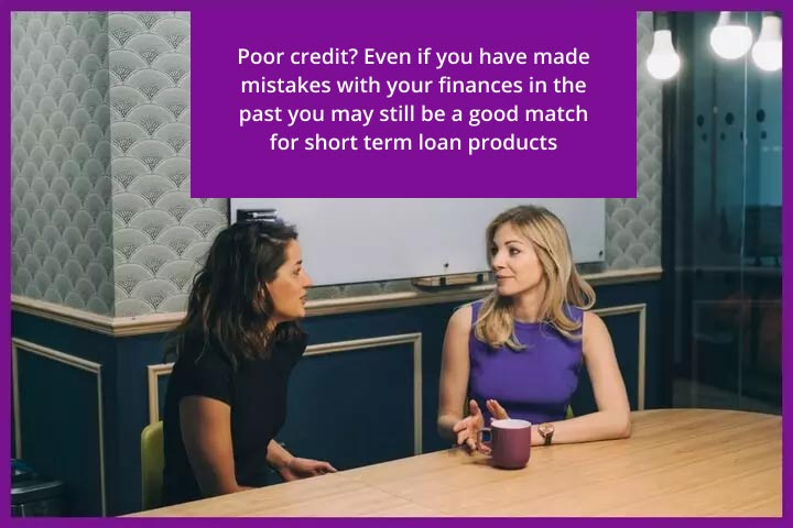 bad credit payday loans with CashLady