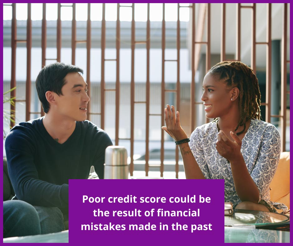 People with an adverse credit history can still be eligible for a bad credit payday loans