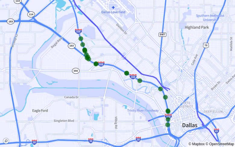 Stemmons Freeway (US-77)