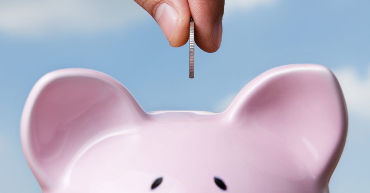 Coin and Piggy Bank