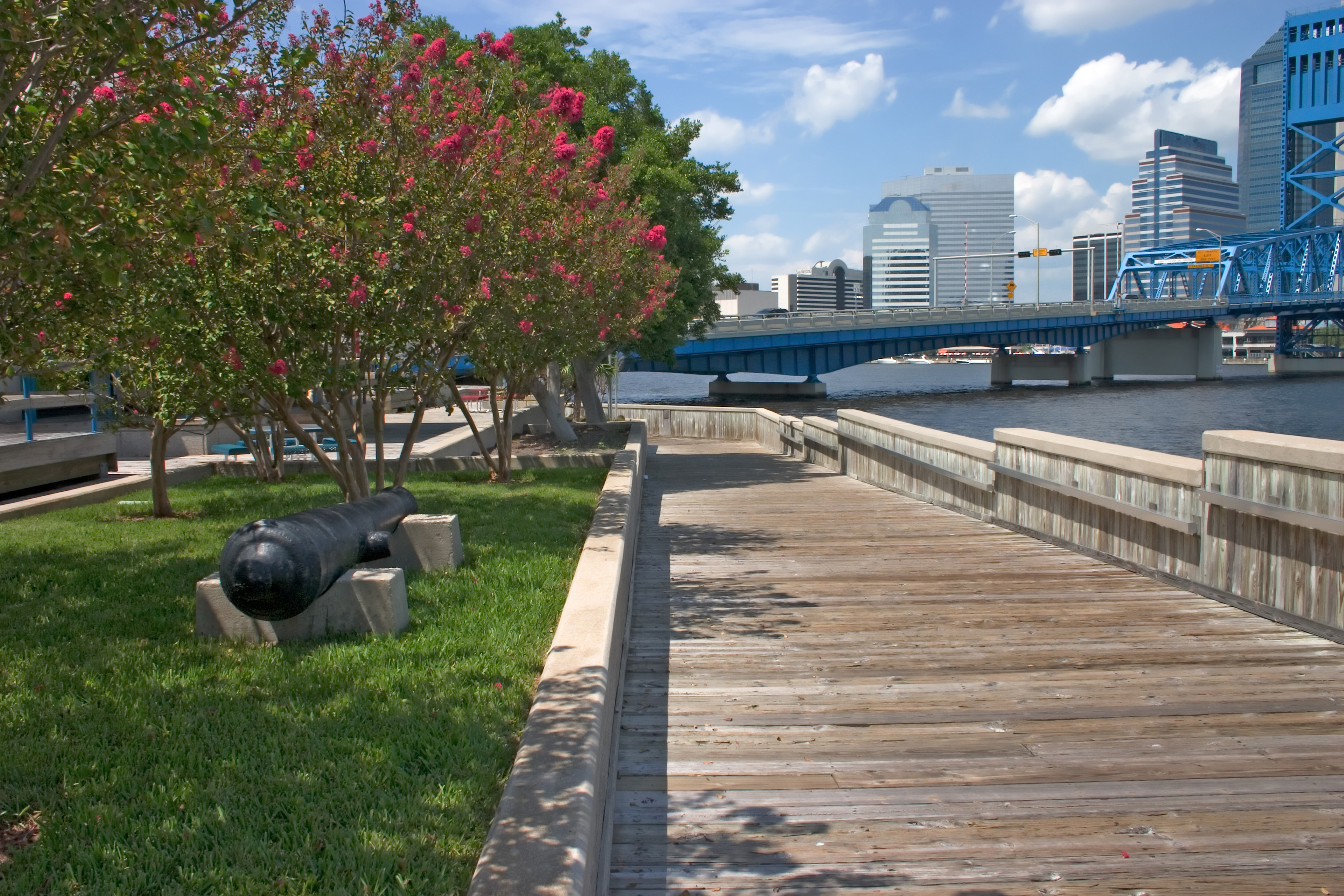 Riverwalk Area, Jacksonville Florida