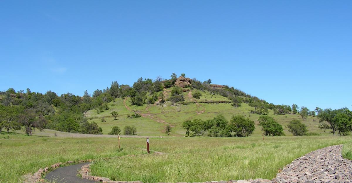 Bidwell Park in Chico, California