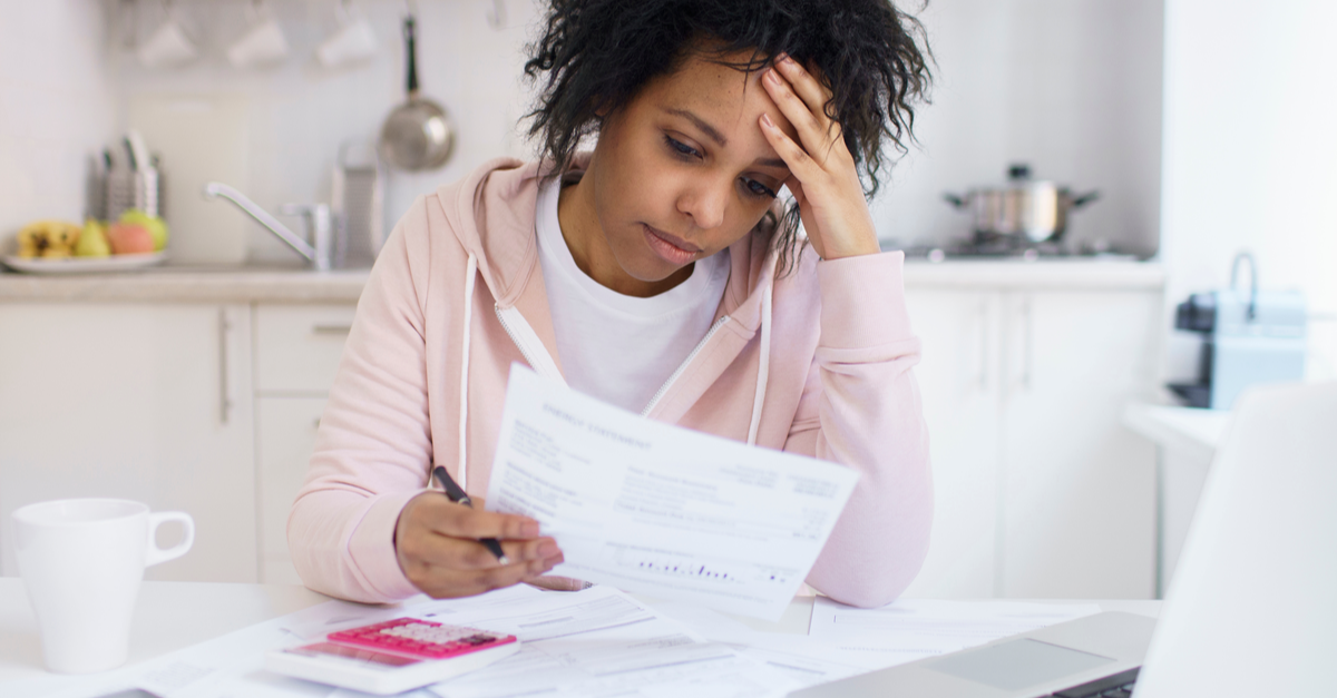Woman considers consolidating her debts