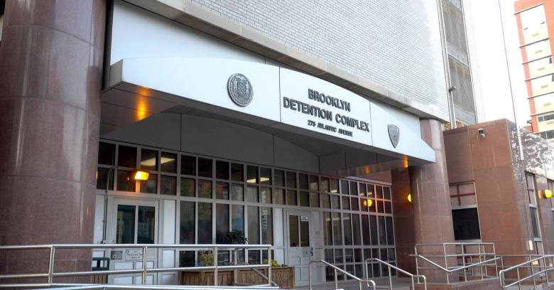 Brooklyn Detention Complex, New York