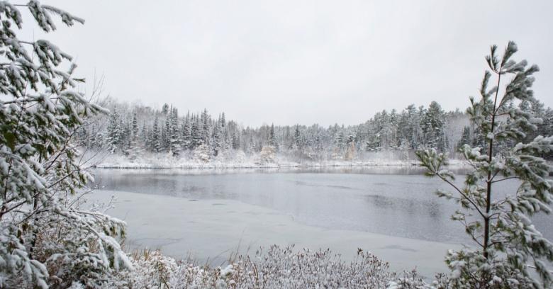 Minnesota winter driving