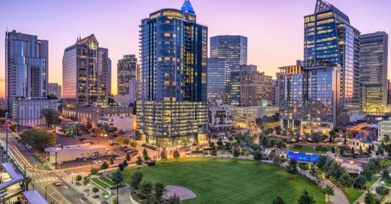 Best Big Cities to Make a Living - Charlotte, North Carolina