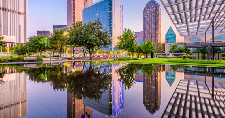 Best Big Cities to Make a Living - Dallas, Texas