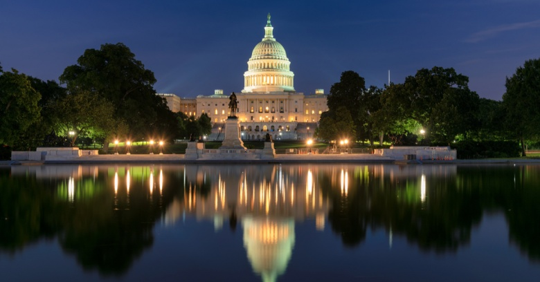 The Capitol in Washington, D.C.