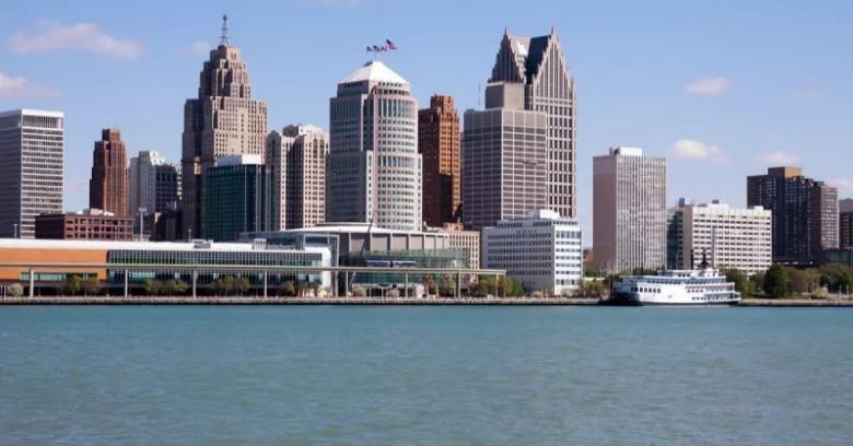 Best Big Cities to Make a Living - Detroit, Michigan