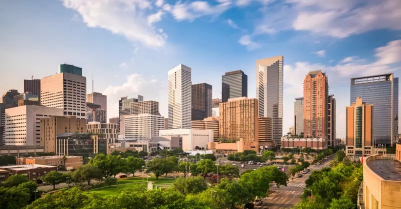 Best Big Cities to Make a Living - Houston, Texas
