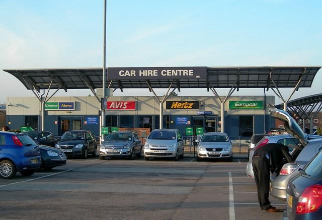 Hertz Car Hire Luton Airport Uk