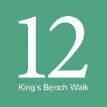 12 King's Bench Walk Logo