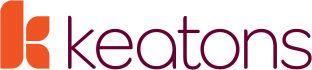 keatons logo