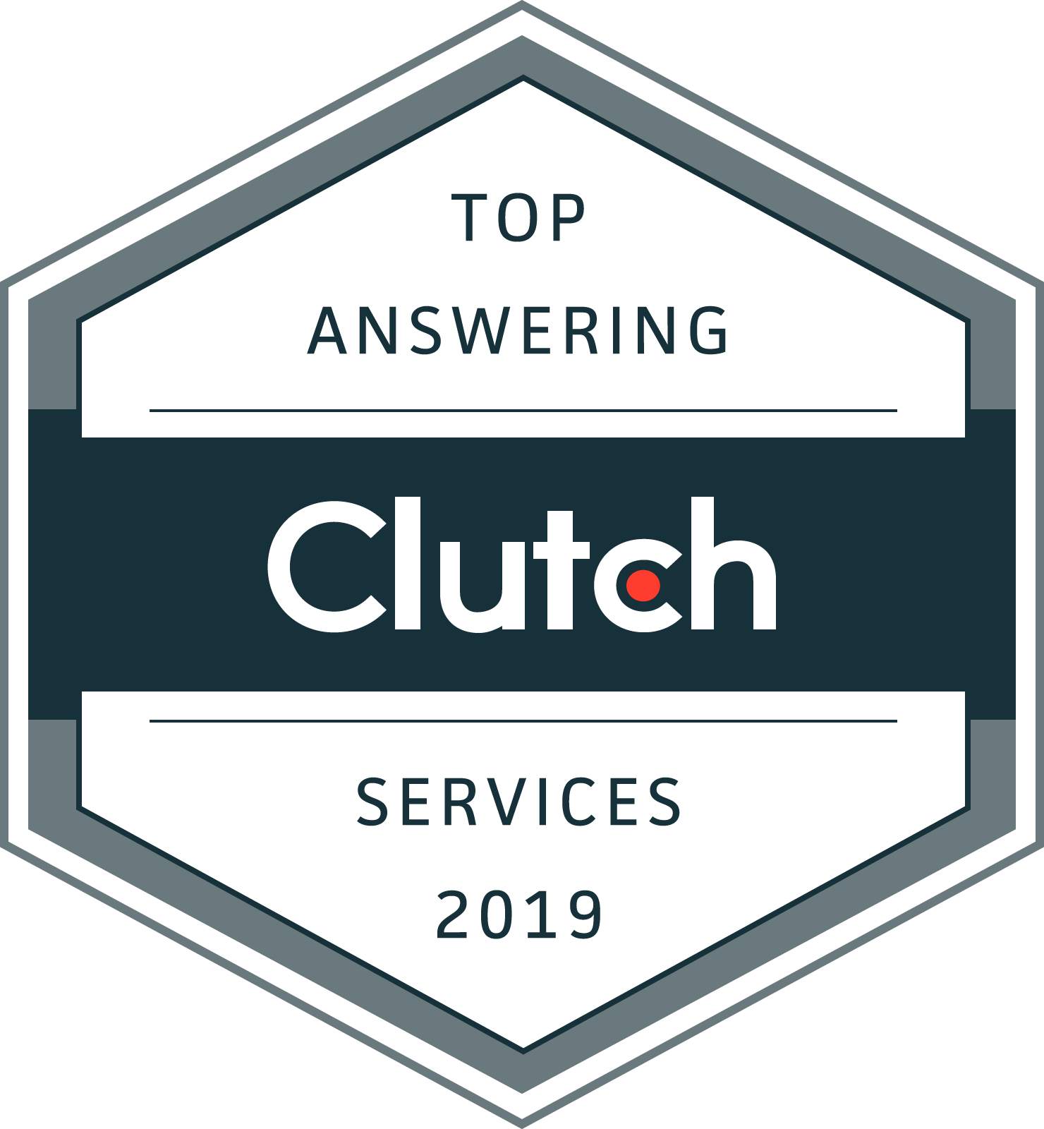 Clutch top virtual receptionist services 2019