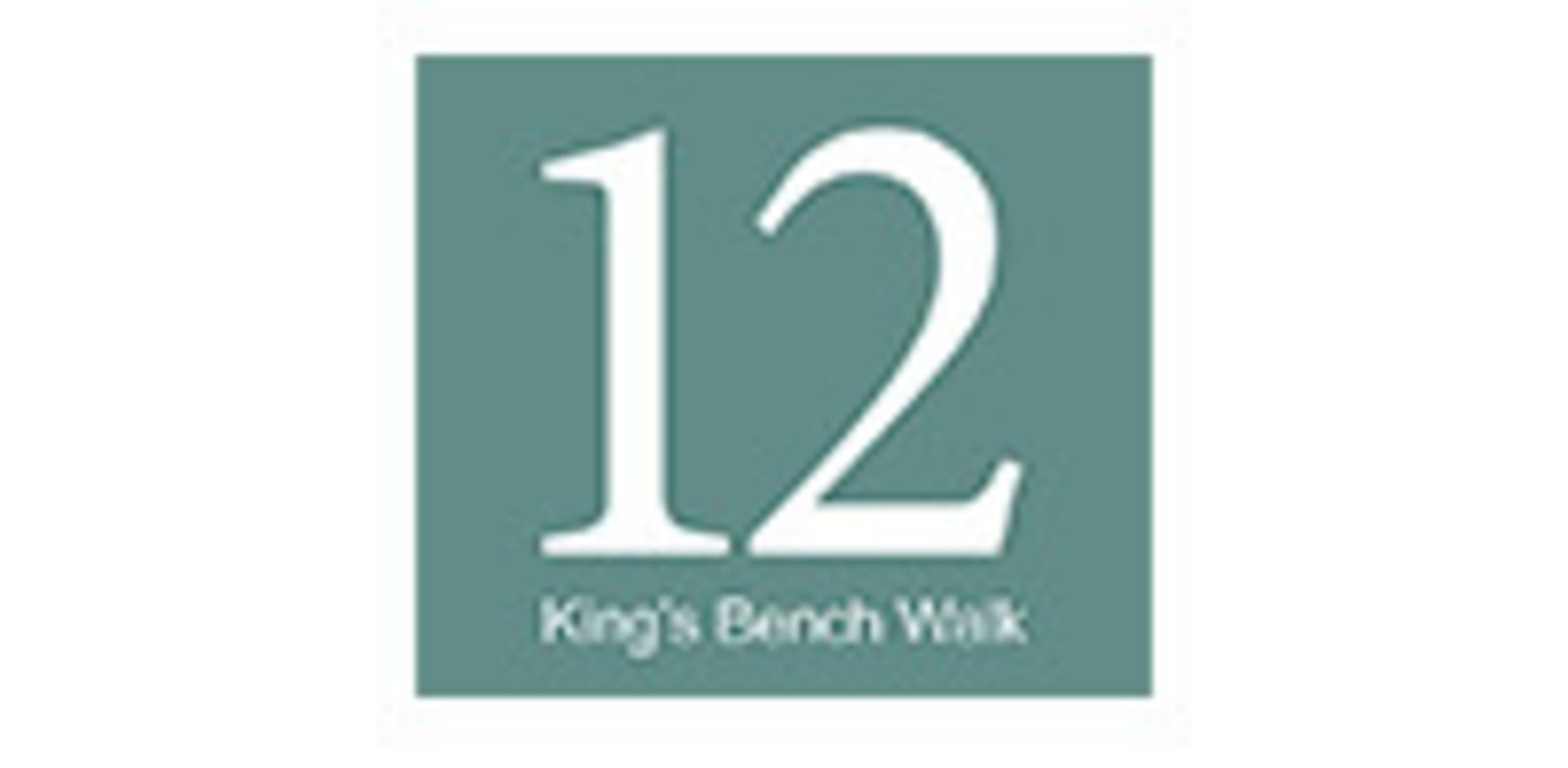 12 King's Bench Walk