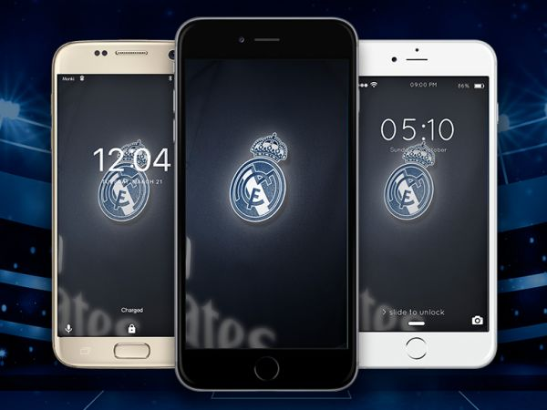Real MadridLogo HD Wallpapers