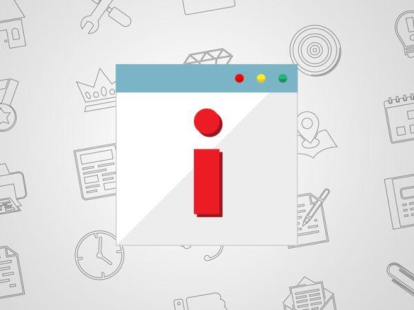 Information Icon Png | Icono de Información Png