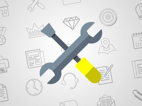 Tools Icon Png | Icono de Herramientas Png