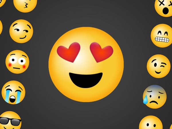 emoji enamorado - emoji in love