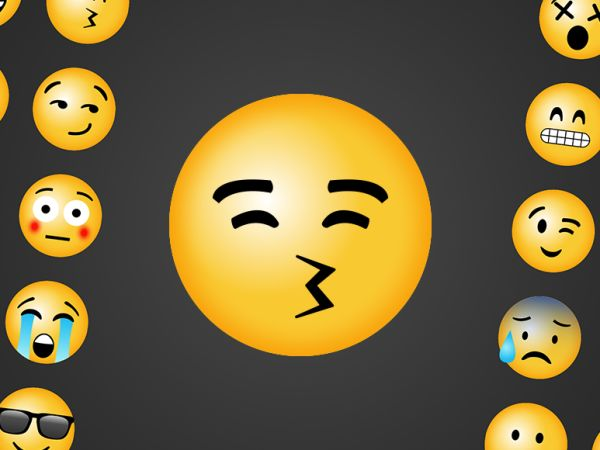 emoji beso ojos cerrados - emoji kissing eyes closed