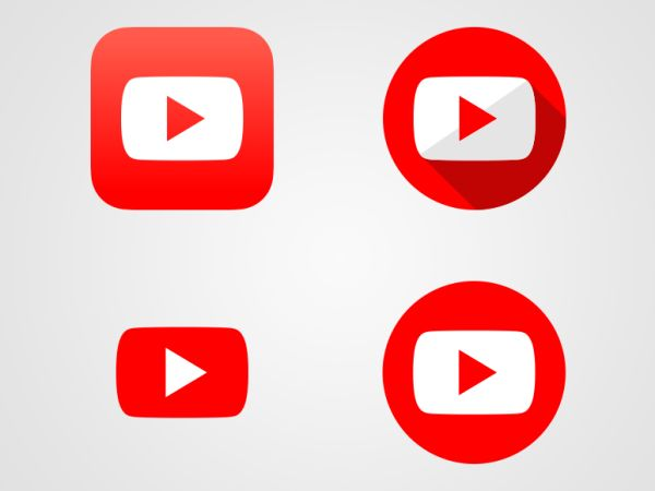 Descargar Icono de Youtube | Logo de Youtube en Vectores