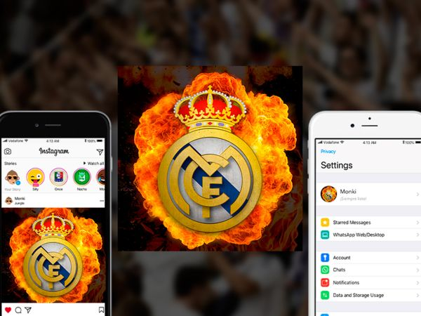 Descargar Escudo del Real Madrid | 512x512 Escudo Real Madrid
