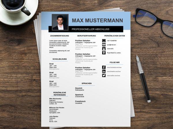 Download Bewerbungsschreiben Muster | Bewerbungsschreiben