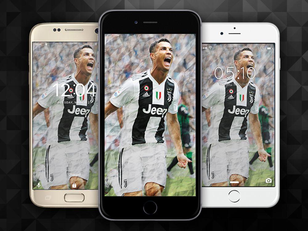 Cristiano Ronaldo Juventus Hd Wallpaper Cr7 Wallpapers