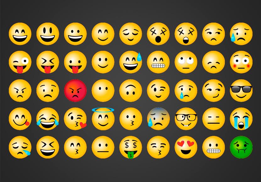 Descargar Emoticones Gratis | Emoji Icons Pack