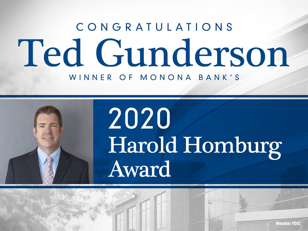 Ted Gunderson Award Recipient