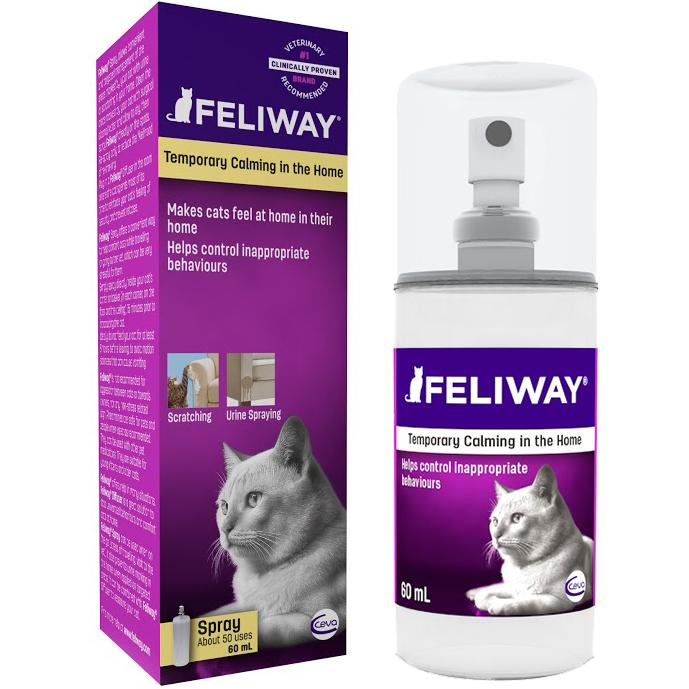 Feliway Classic Cat Calming Diffuser & Refill Starter Pack