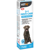 Mark & Chappell Vet IQ 2 in 1 Denticare Paste