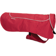 Ruffwear Aira Rain Coat Red Dog Jacket