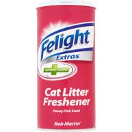 Bob Martin Felight Anti-Bacterial Litter Freshener  300ml