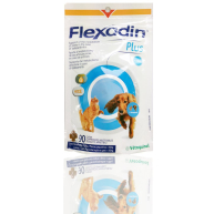 Flexadin Plus Chewable Tablets for Dogs & Cats