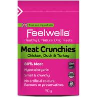 Feelwells Crunchies Meat Dog Treats