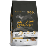 Truline Meat & Fish Adult Dog Food 12kg