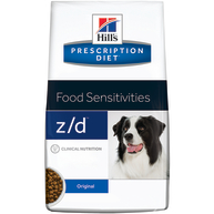 Hills Prescription Diet ZD Food Sensitivities Dry Dog Food 10kg