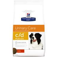 Hills Prescription Diet CD Multicare Urinary Care Chicken Dry Dog Food 12kg