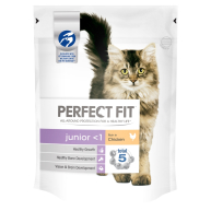 Perfect Fit Chicken Dry Junior Cat Food
