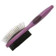 Rosewood Soft Protection Salon Double Sided Brush