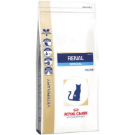 Royal Canin Veterinary Diets Renal Special RSF 26 Cat Food 4kg