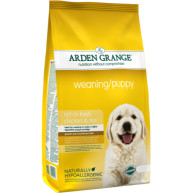 Arden Grange Chicken Weaning Puppy Food 6kg