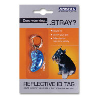 Ancol Dog Name Tag