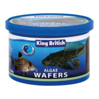King British Algae Wafers Fish Food