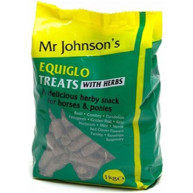 Mr Johnsons Equiglo Horse Treats with Herbs