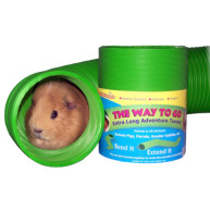 Ancol Just 4 Pets Small Animal Tube Tunnel Toy