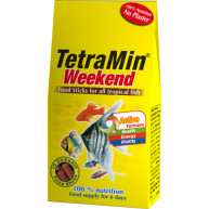 Tetra Weekend Fish Food 10 Sticks